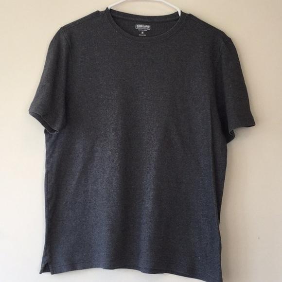 5ea11241 kirkland signature Shirts | 100 Peruvian Pima Cotton Tee | Poshmark